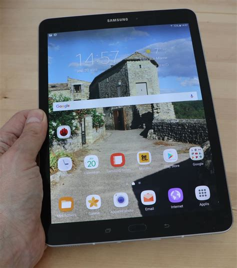Samsung Tab Murah 1 Jutaan test tablette tactile samsung galaxy tab 4 10