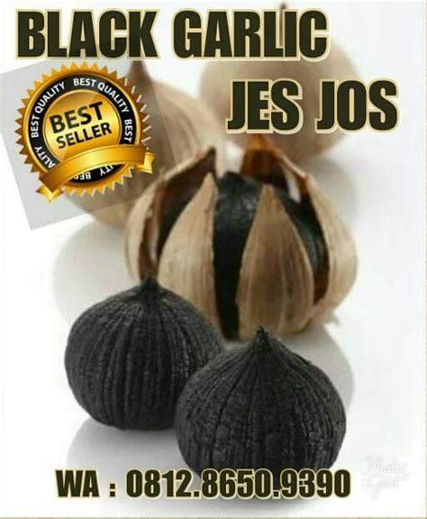 500 Gram Bawang Putih jual bawang hitam tunggal lanang black garlic 500 gram