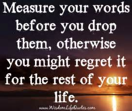 quotes about keeping your word quotesgram