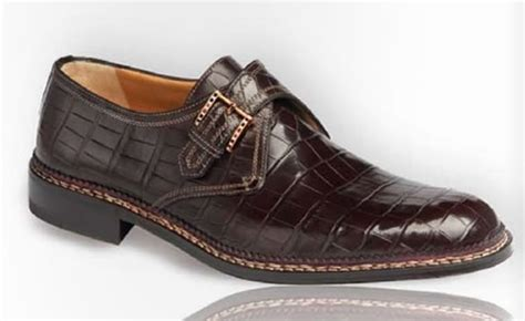 the world s most expensive men s leather shoes by a