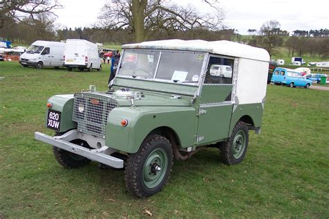 80s land rover land rover series i 1 6 50 hp 80 quot 48 51гг