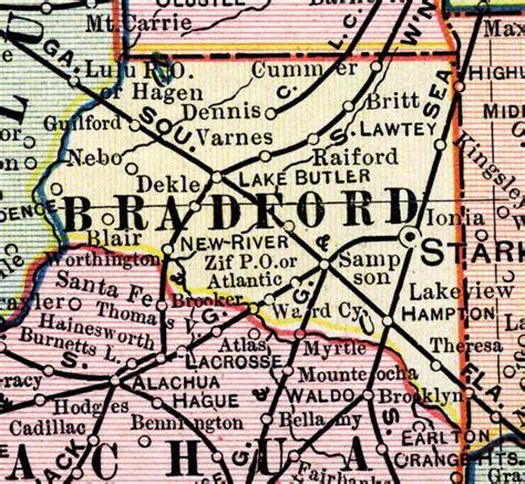 Bradford County Fl Search Bradford County 1902