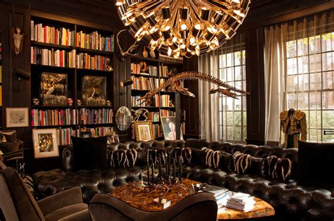 Home Library Decor | emblem home libraries