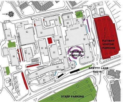 singleton hospital map gadgets