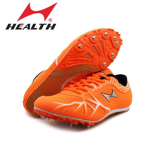 health running shoes health166 track and field sprint spikes running shoes for