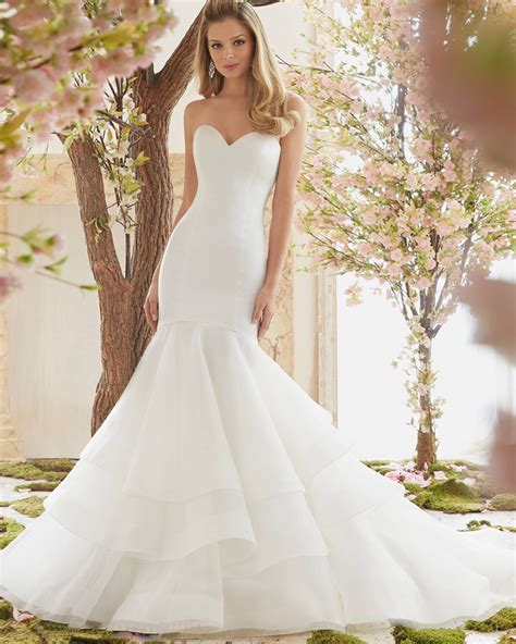 Wedding Dresses 2016 For Sale by Aliexpress Buy On Sale White Mermaid Wedding