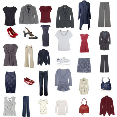 30 Item Wardrobe by 30 Items For Capsule Wardrobe Polyvore