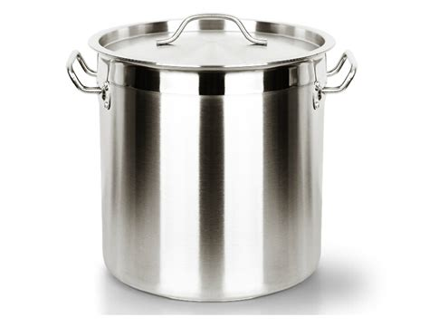 Panci Stainless Steel Maspion free shipping 12 170 litre stainless steel big tom compound sole thick soup pot