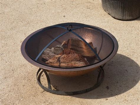 Copper Firepits Copper Pits Hgtv