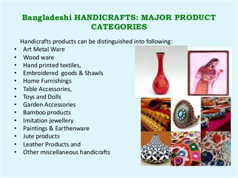 Handcraft Products - challenges and opportunities of handicrafts industry of