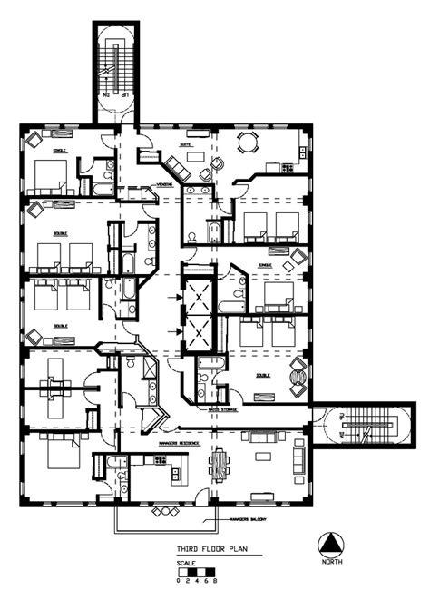 Hvac Floor Plan finger lakes inn multi story design jessica johnson