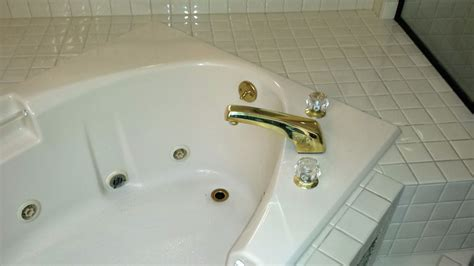 replace old bathtub faucet delta lahara roman tub faucet installation faucet