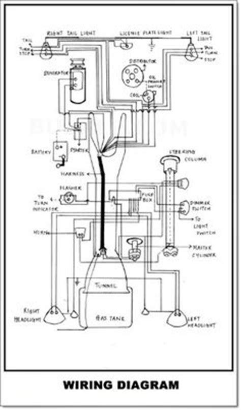 wiring rod turn signals rod tech
