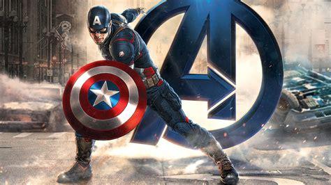 captain america hd wallpaper captain america avengers wallpapers hd wallpapers id