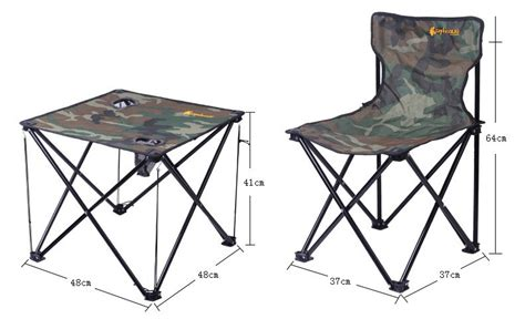 foldable table and chair set malaysia 5 in 1 leisure outdoor portable canvas folding table and
