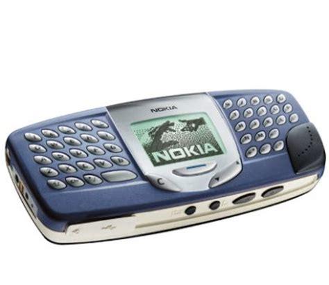 Hp Nokia Lama cell phone top cellphones phones 1996 2007