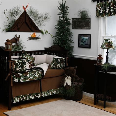 Marvelous Camo Crib Bedding In Kids Traditional With Brown Next Crib Bedding