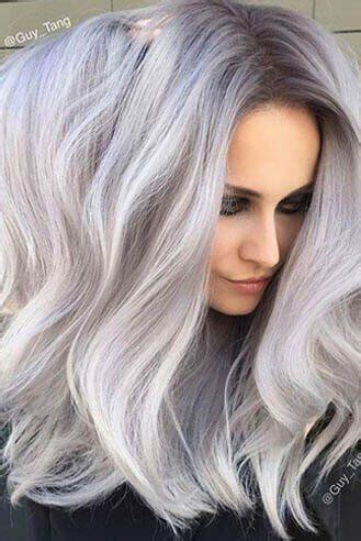white frosting on medium blonde hair top 10 delicious hair trends for fall 2016
