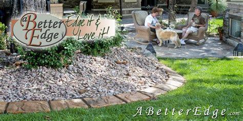 Landscape Edging Reviews A Better Edge Landscaping Lawn Garden Edging