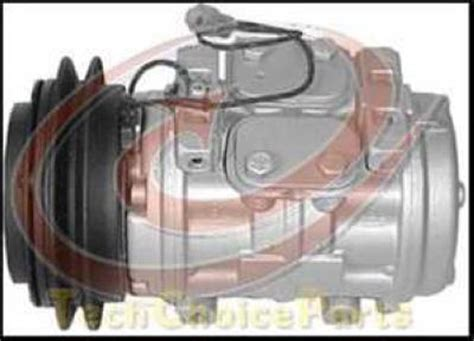 1988 toyota land cruiser air conditioning compressor