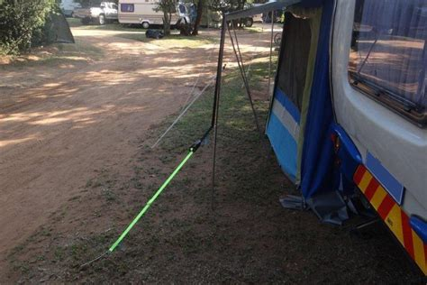 caravan awning wind straps tauro