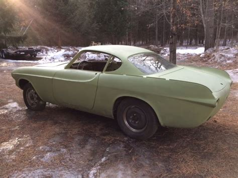 1966 volvo p1800 s rolling chassis parts car