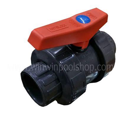 Teplon Pvc Valve standard valve 4 quot viton teflon winwinpoolshop