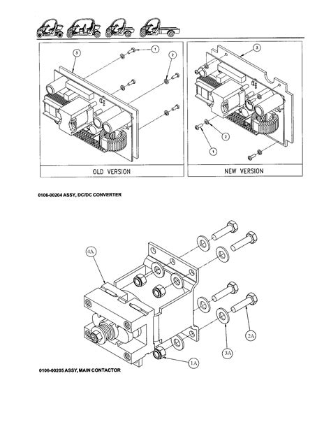 2006 gem car battery wiring diagram gem car charger wiring