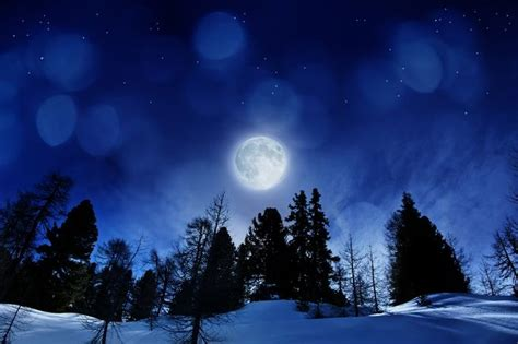 noel  phenomene lunaire exceptionnel va avoir lieu