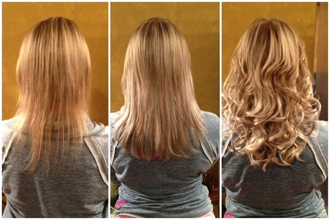 hair extensions for before and after olive hair beauty are hair extensions damaging