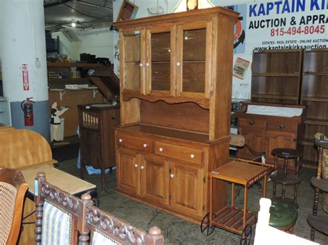 oak country dining room buffet hutch