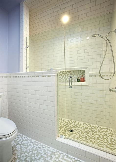 subway tile shower designing subway tile shower installation midcityeast