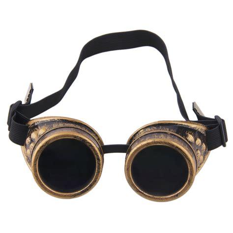 Cyber Goggles Steampunk Glasses Vintage Retro Retro