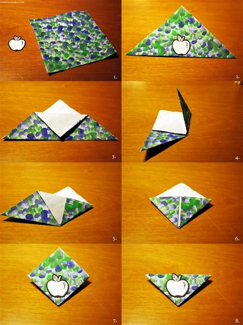 Origami Bookmarks - 1000 images about origami on corner bookmarks