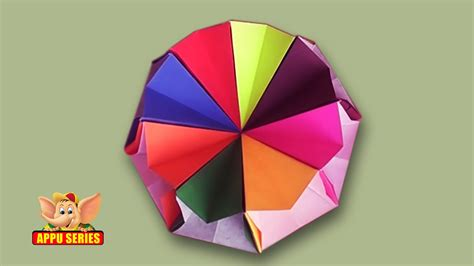 Circle Origami - circle origami 28 images made creativities circle