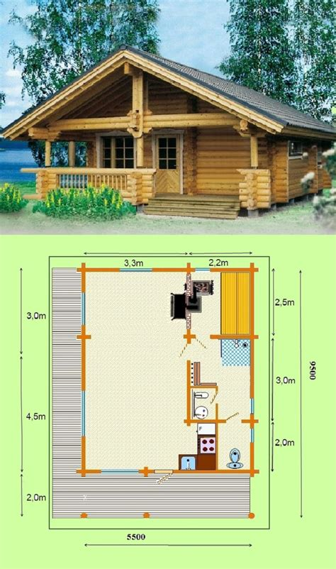 50m2 house design ss būve log houses log saunas interior and other