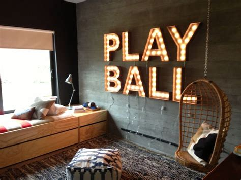 17 best images about boys bedrooms and decor on - Boys Baseball Schlafzimmer