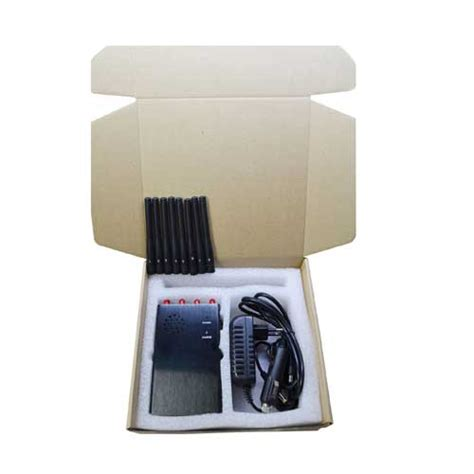 discount china wholesale 8 antenna handheld jammers wifi gps l1 l2 l5 and 2g 3g 4g all phone