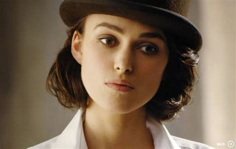 chanel commercial actress keira knightley biography and pictures gallery oddetorium