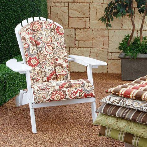 Furniture: Fashionable Outdoor Chair Cushions Design