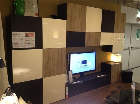ikea soggiorni besta parete soggiorno besta ikea verde mattone