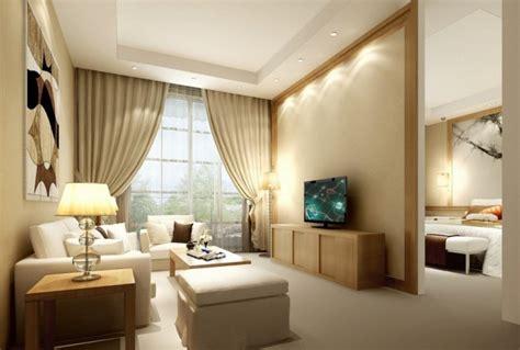 Wohnzimmer Gestalten Mit Farbe by Beige Wandfarbe 40 Farbgestaltungsideen Mit Der