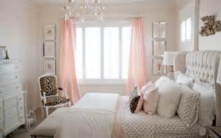 pink gold bedroom pink and gold s bedroom makeover randi garrett design