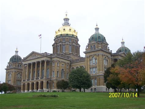 iowa state capitol panoramio photo of iowa state capitol