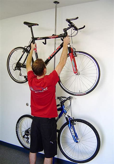 Bicycle Garage by Garage Bike Storage Ideas For Small Spaces