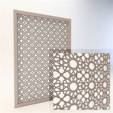 islamic pattern max 335 best 3d models images on pinterest 3ds max zbrush