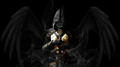 wallpaper abstrak gothic dark angel wallpapers wallpaper cave