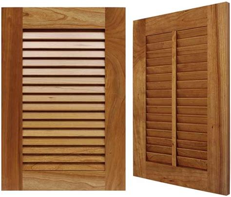 louvered cabinet door panels panel doors louvered door panels