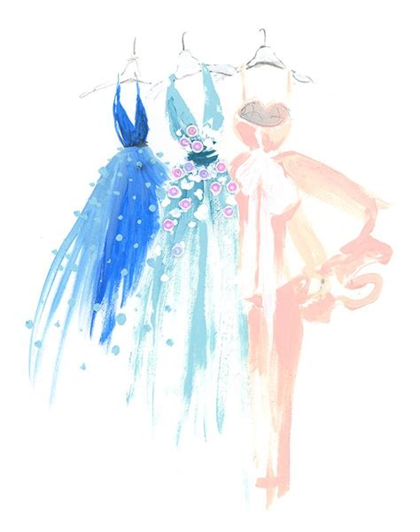 fashion illustration rodgers 1000 ideas about watercolor fashion on