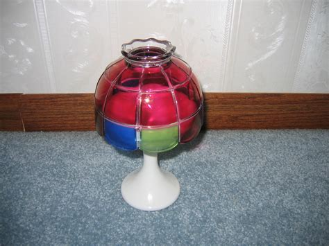 antique tiffany ls for sale vintage westmoreland glass tiffany style colored glass